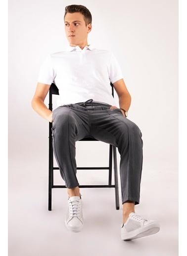 CZ London Hakiki Deri Sneaker Beyaz